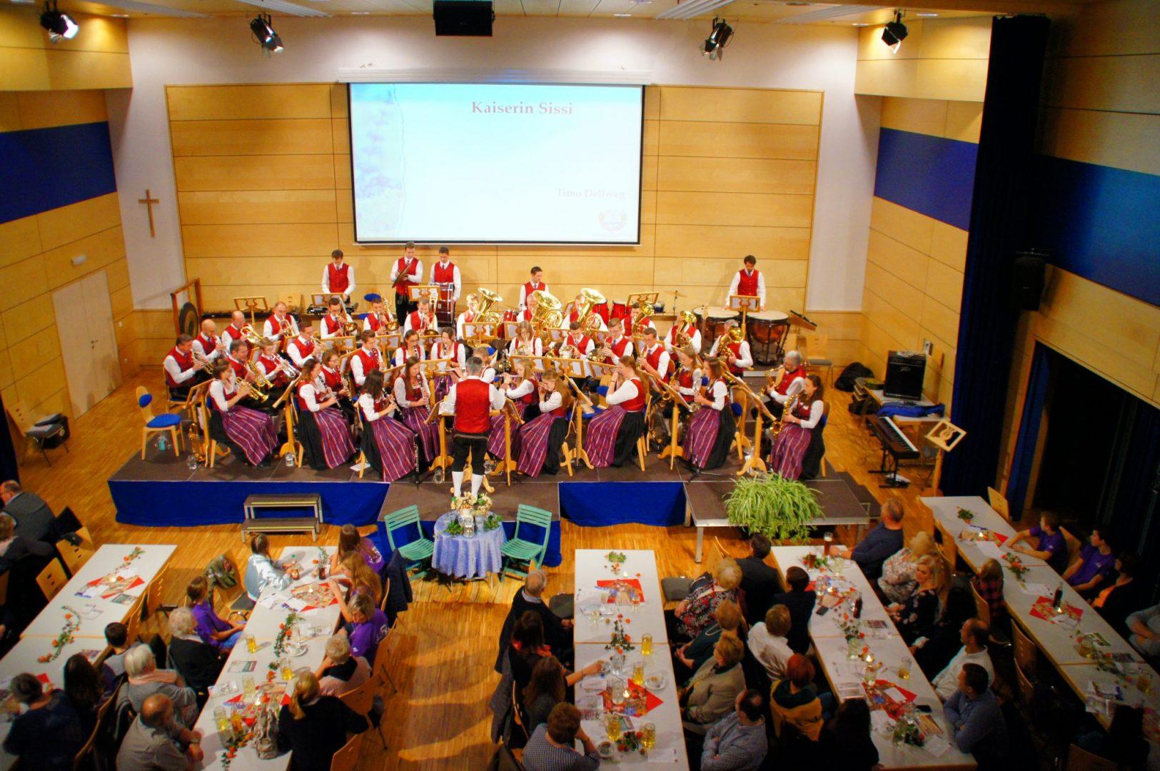 Herbstkonzert 2018 Saal Gäste (c) Klaus Hofinger