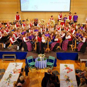 Herbstkonzert 2018 Jugendorchester (c) Klaus Hofinger