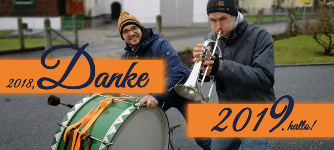 Neujahranblasen 2018/19 – Rückblick