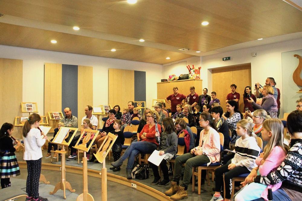 Musikalischer Vormittag – Rückblick