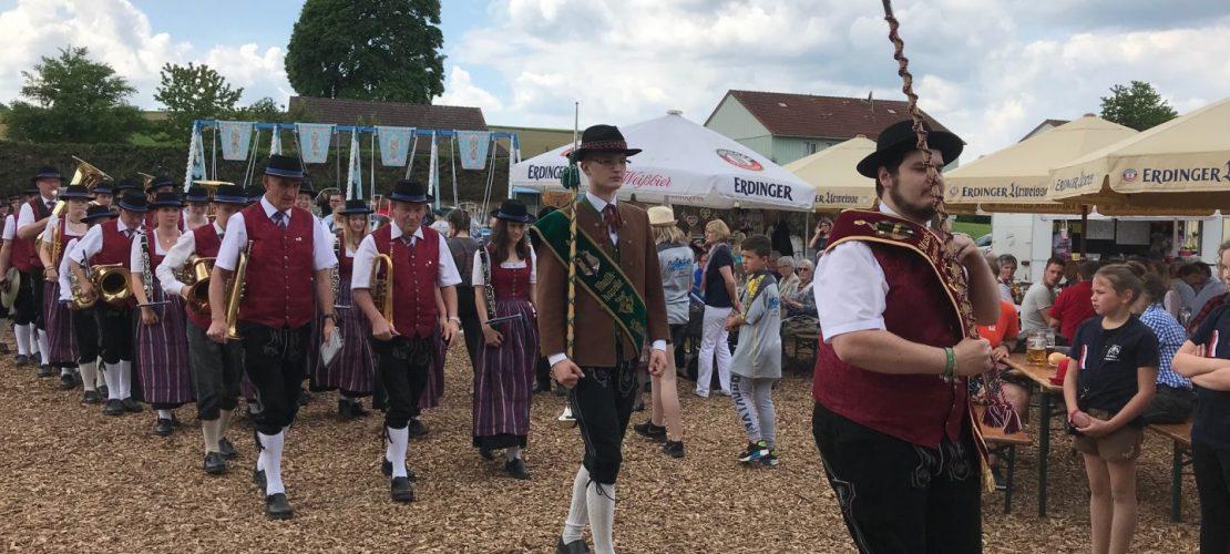 Partnerschaftsfeier Stamsried – Rückblick