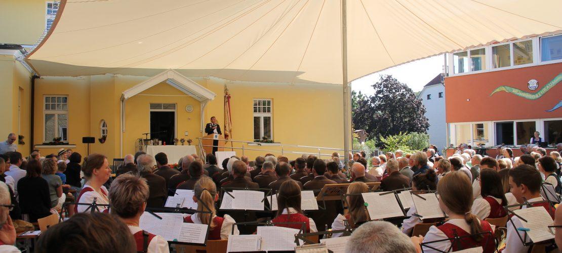 Partnerschaftsfeier Stamsried-Suben