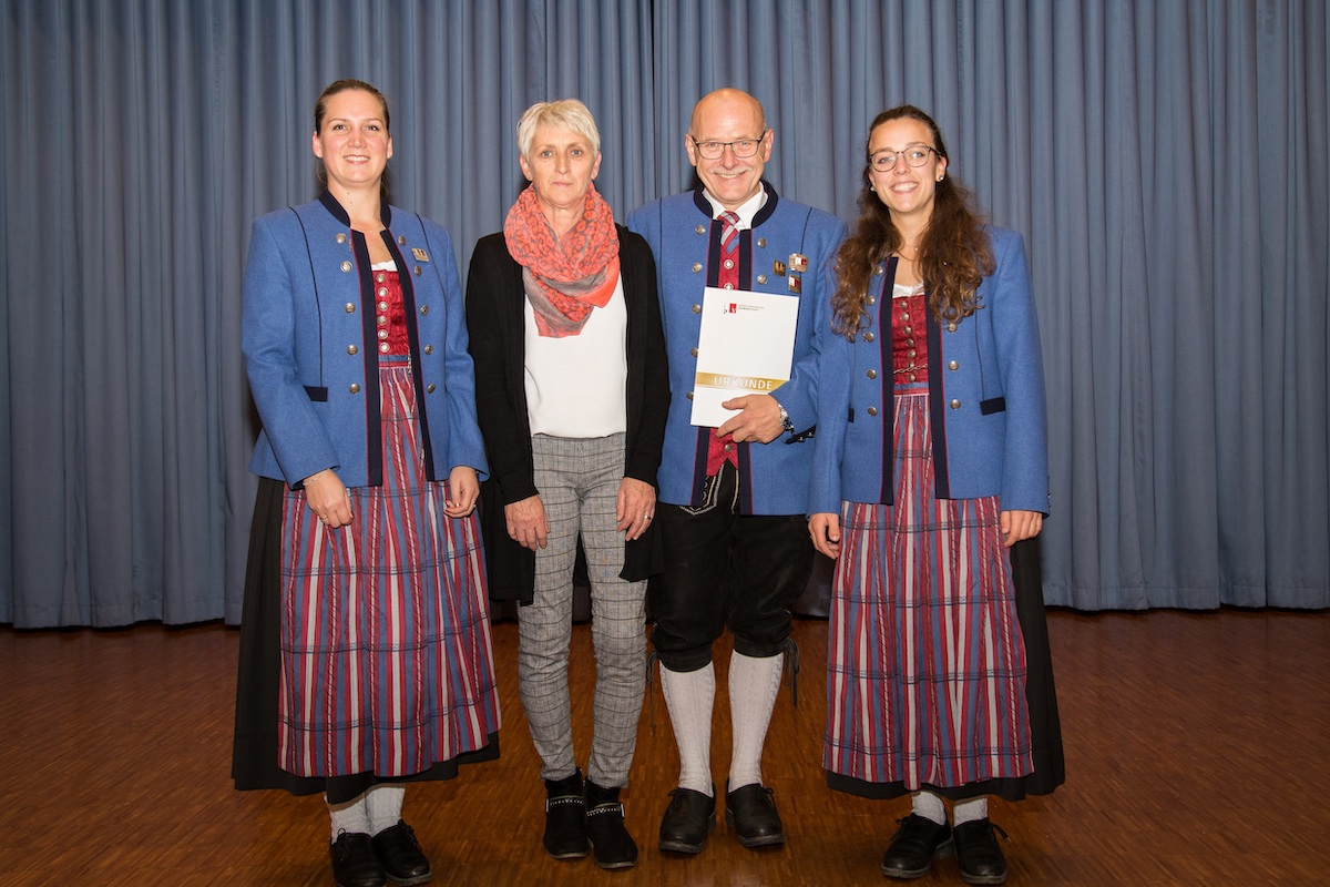 Thomas Reininger bekommt Verdienstkreuz in Silber