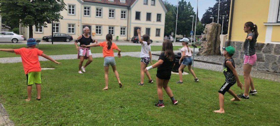 Ferienspaß mit Tanz & Bewegung